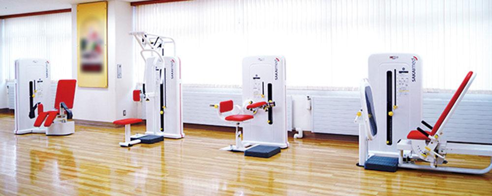 総合機能訓練室