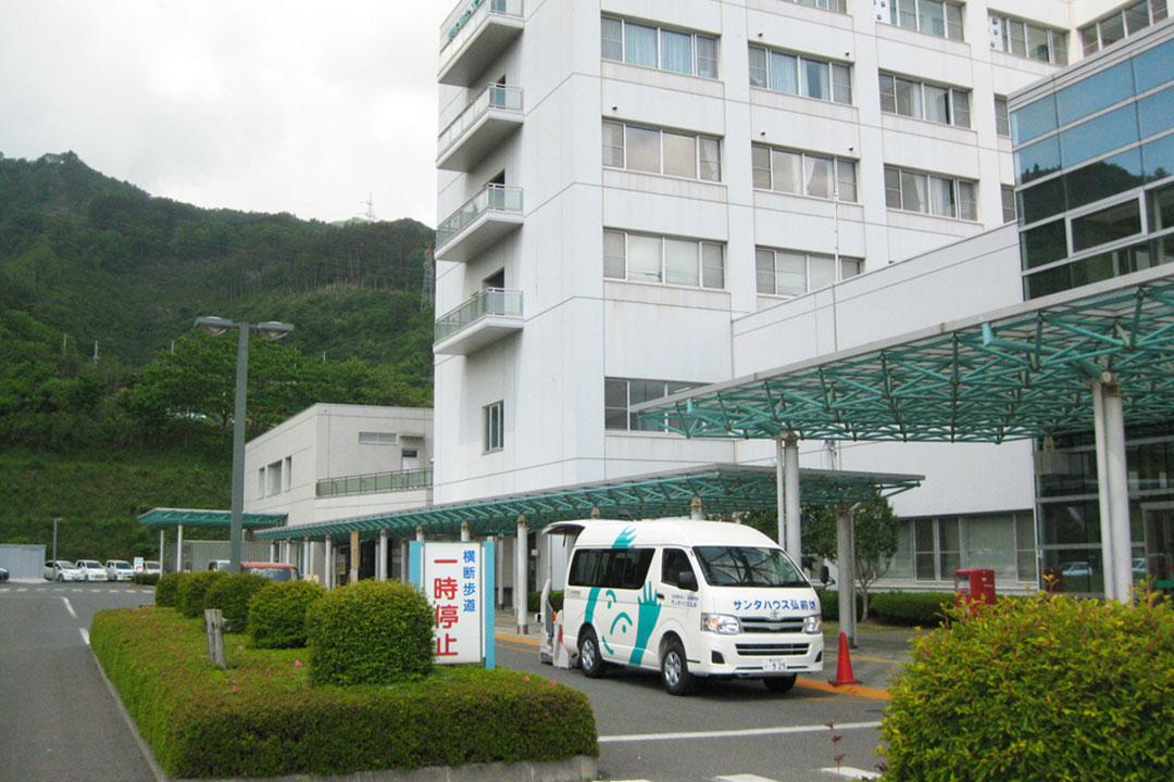 岩手県立大船渡病院(岩手県)
