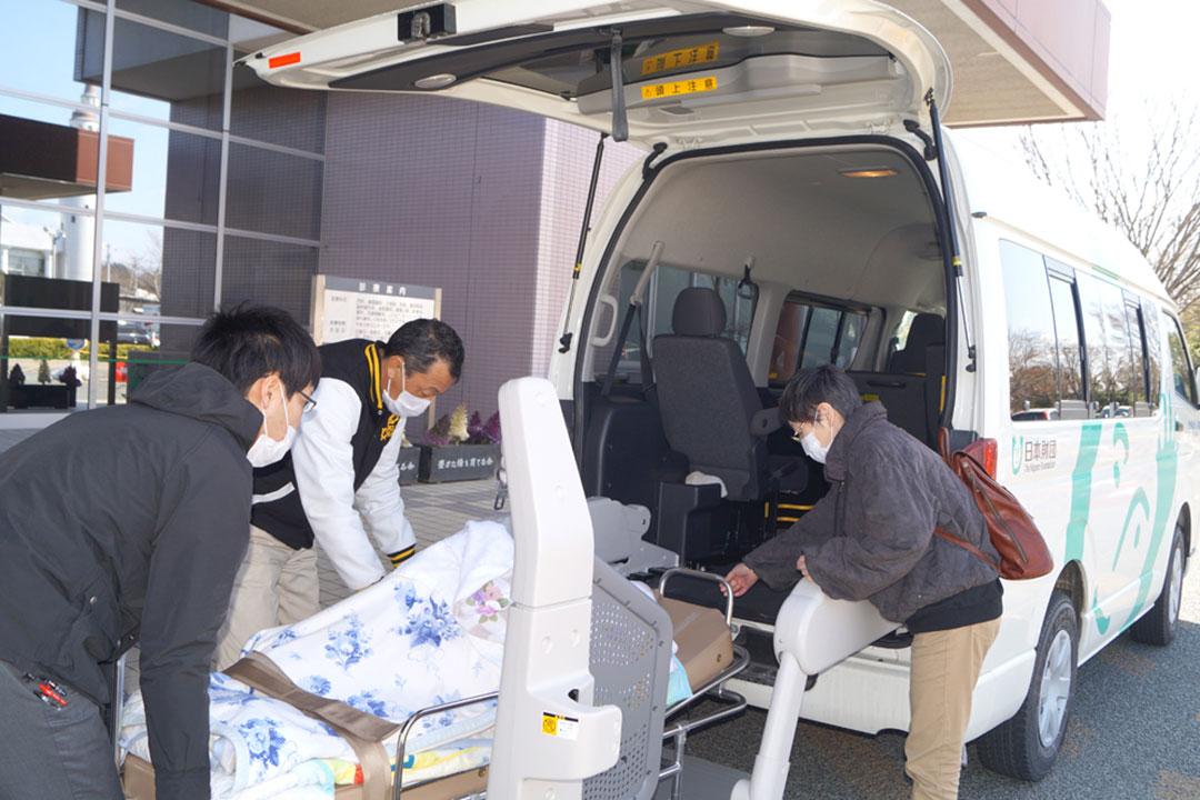 南相馬市立病院(福島県)