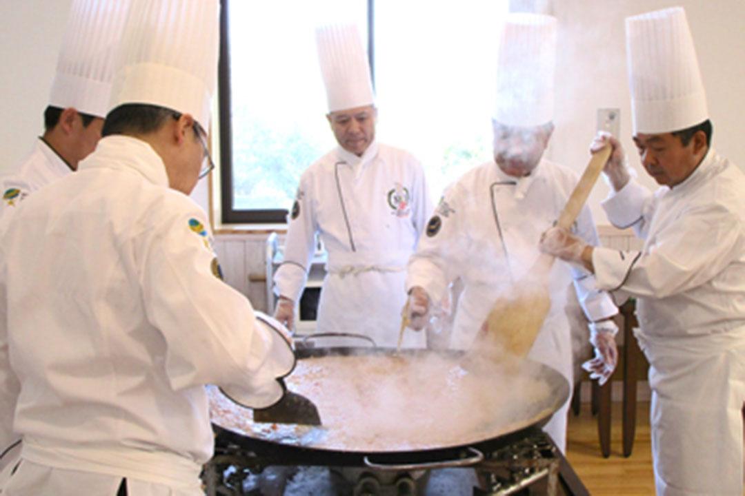 全日本司厨士協会北部地方弘前支部