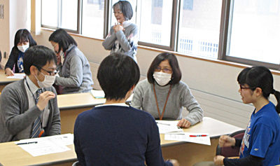 パワハラ研修グループ討議③